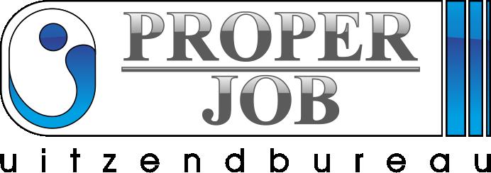 ProperJob Uitzendbureau Logo